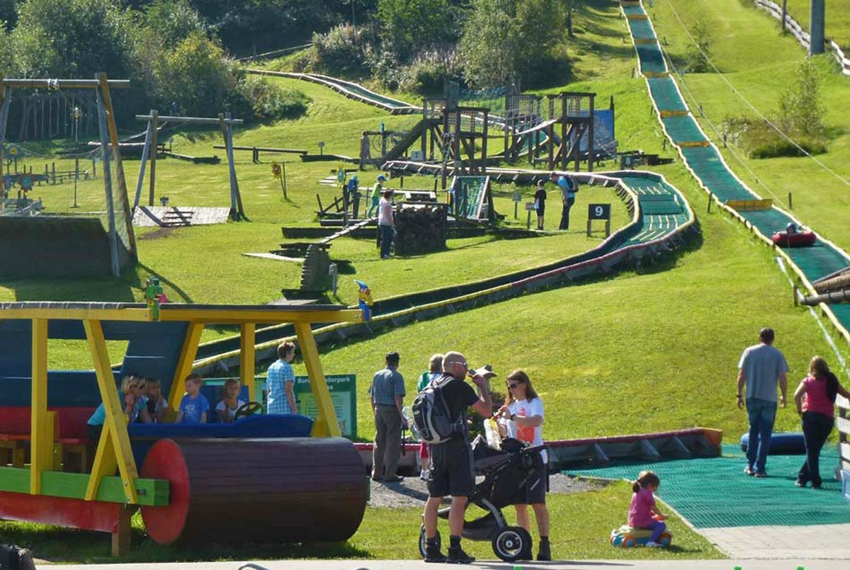 Action & Fun | Buron Kinderpark